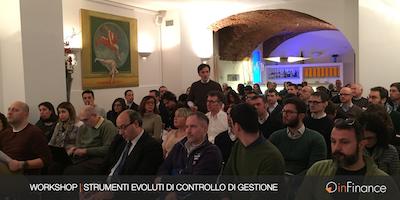 Workshop | Strumenti evoluti di Controllo di Gestione ed. Bologna