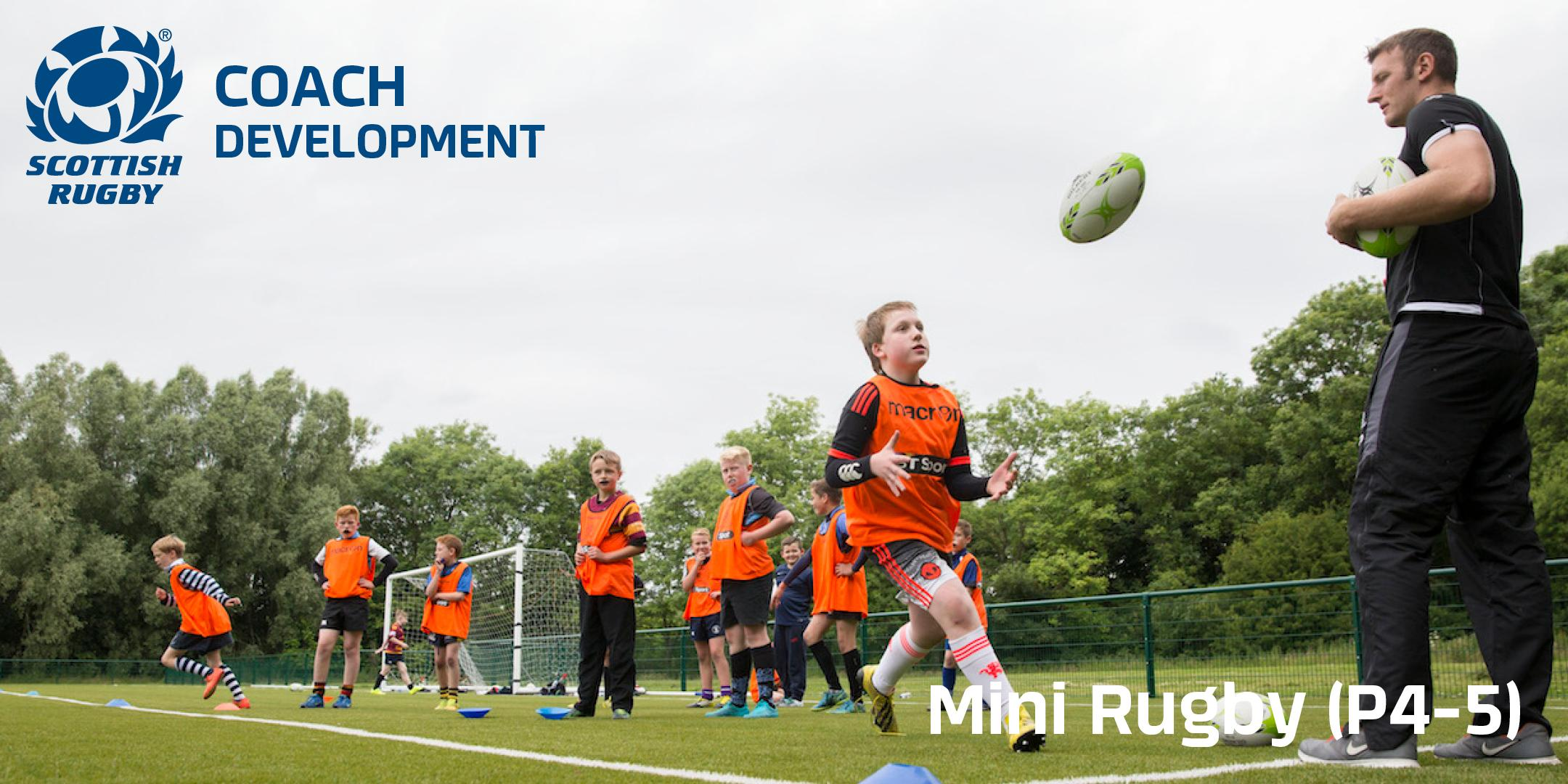 Technical Blueprint - Mini Rugby P4-5 (Dundee