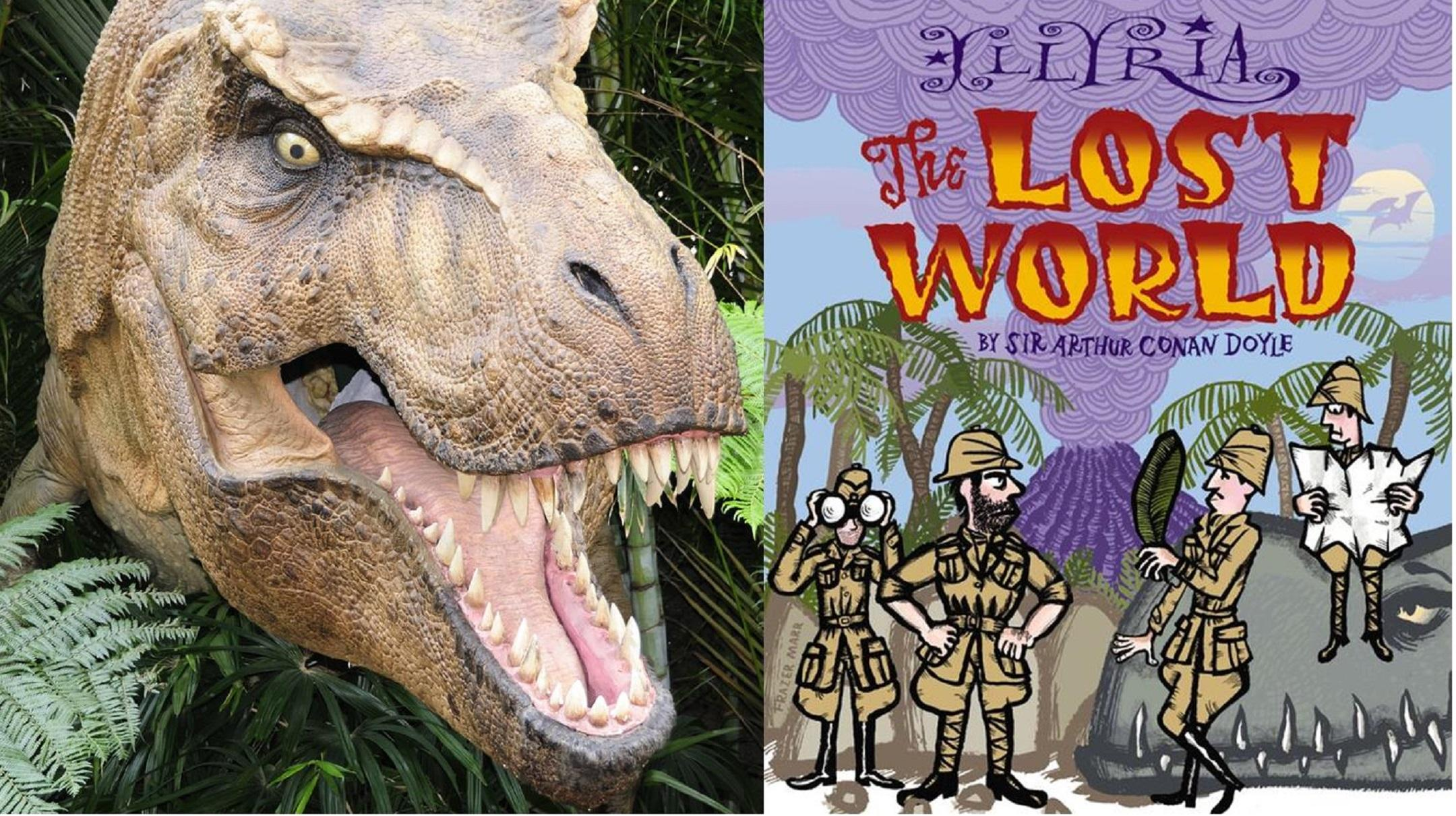 Outdoor Theatre: The Lost World! By Sir Arthur Conan Doyle