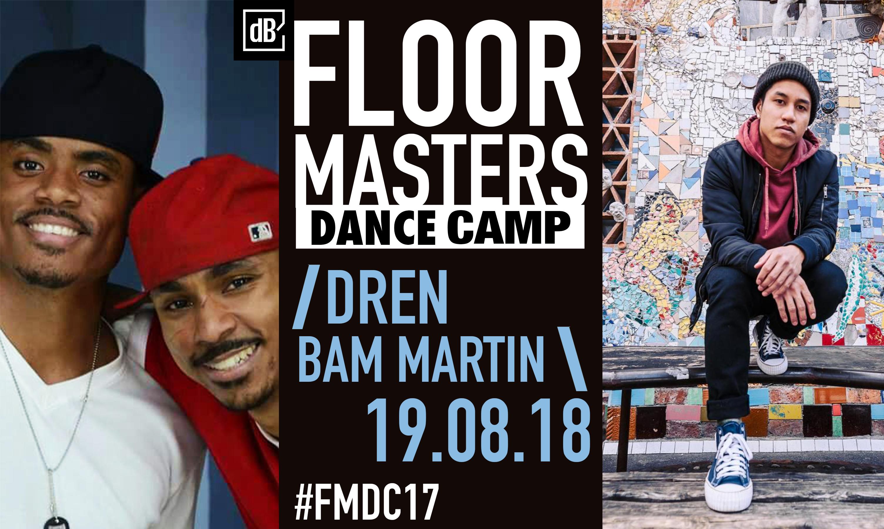 Floor Masters Dance Camp