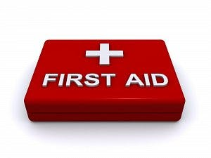 Emergency First Aid at Work (Two Evening Cour