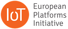 IoT European Platforms Initiative (IoT-EPI) logo
