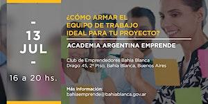AAE en Club de Emprendedores Bahía Blanca  - Taller de...