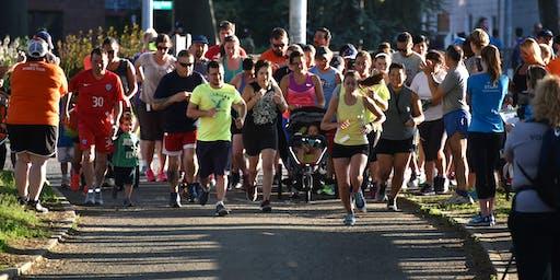 NYRR Open Run at Crotona Park