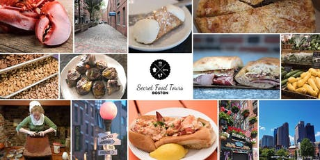 Secret Food Tours Boston tickets