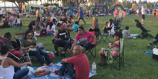 Food trucks Fridays event tamiami park