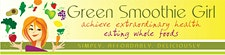 Green Smoothie Girl  logo