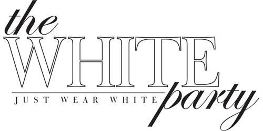 The Converse All-Star JUST WEAR WHITE PARTY with D.W.E