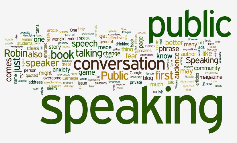 Public Speaking Workshop- Dallas, TX