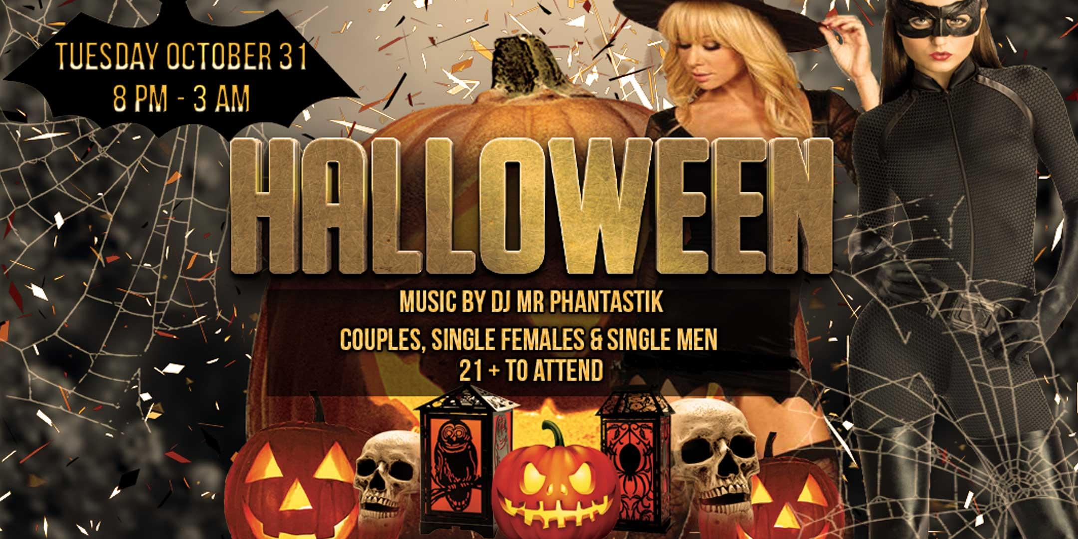 Bowery Bliss' Annual Halloween Party @ New York - 31 OCT 2017