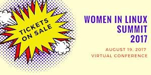 Women In Linux Summit 2017