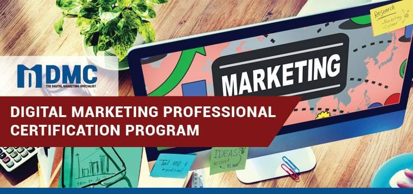 Digital Marketing Professional Certification