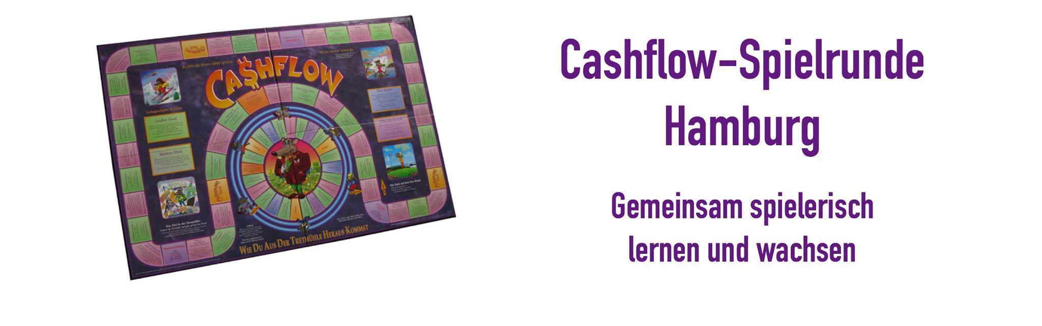 Cashflow Spielerunde Hamburg 20. August 2017