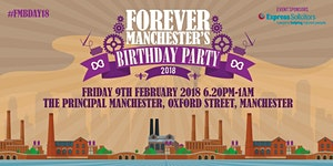 Forever Manchester's Birthday Party 2018