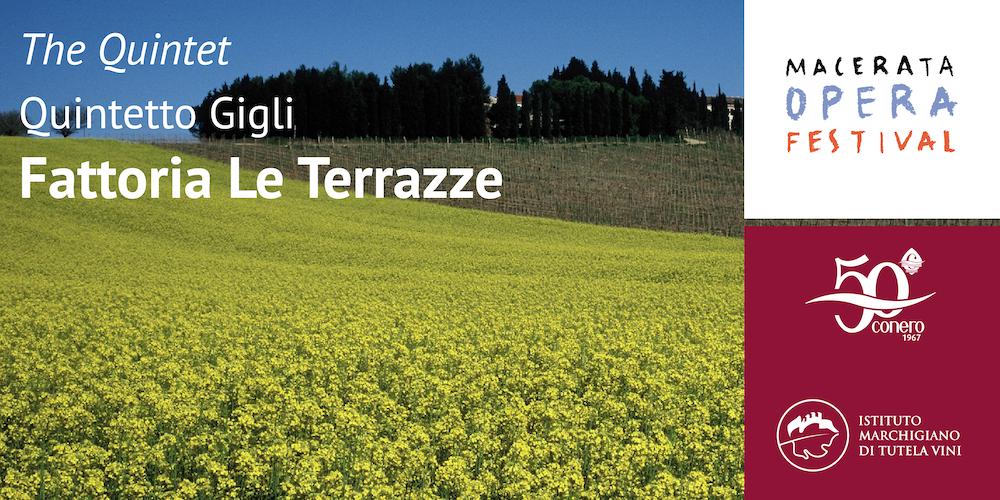 Concerti in cantina - Fattoria Le Terrazze Biglietti, dom 06 ago ...