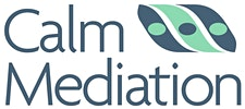 Calm Mediation logo