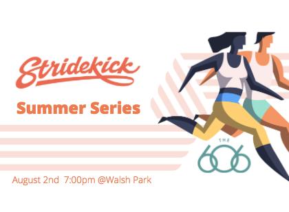 Stridekick Summer Series: FREE fitness class