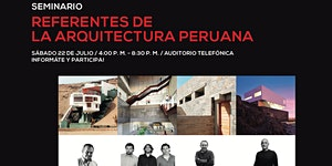REFERENTES DE LA ARQUITECTURA PERUANA v.1
