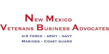 New Mexico Veteran Business Advocates - Rio Rancho Business Networking tickets