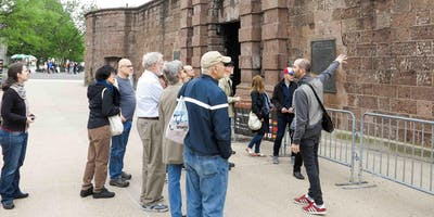 Follow the footsteps of NYC's founders