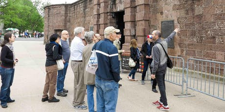 Follow the footsteps of NYC's founders tickets
