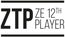 ZTP - Ze 12th Player logo