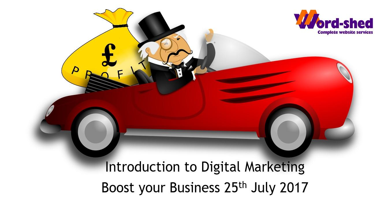 Introduction to Digital Marketing for Busines