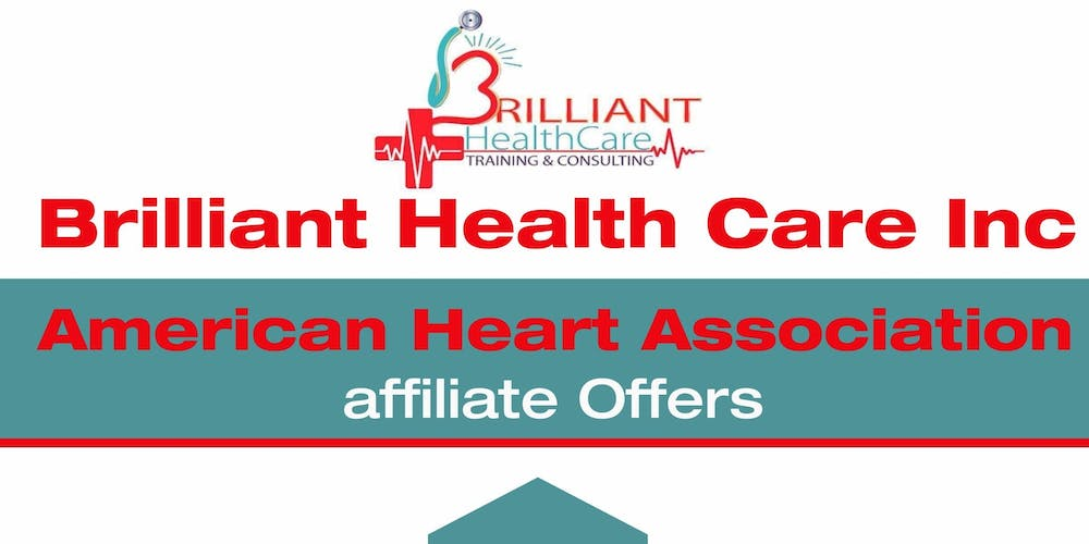 American Heart Association Cpr Bls Acls Pals Ekg Tickets