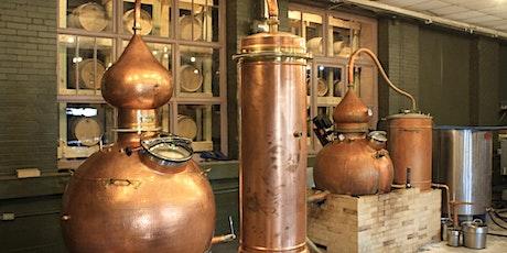 Rum School: Maggie's Farm Distillery Tour, Tasting, & Custom Tasting Glass tickets