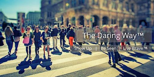 The Daring Way™ Retreat