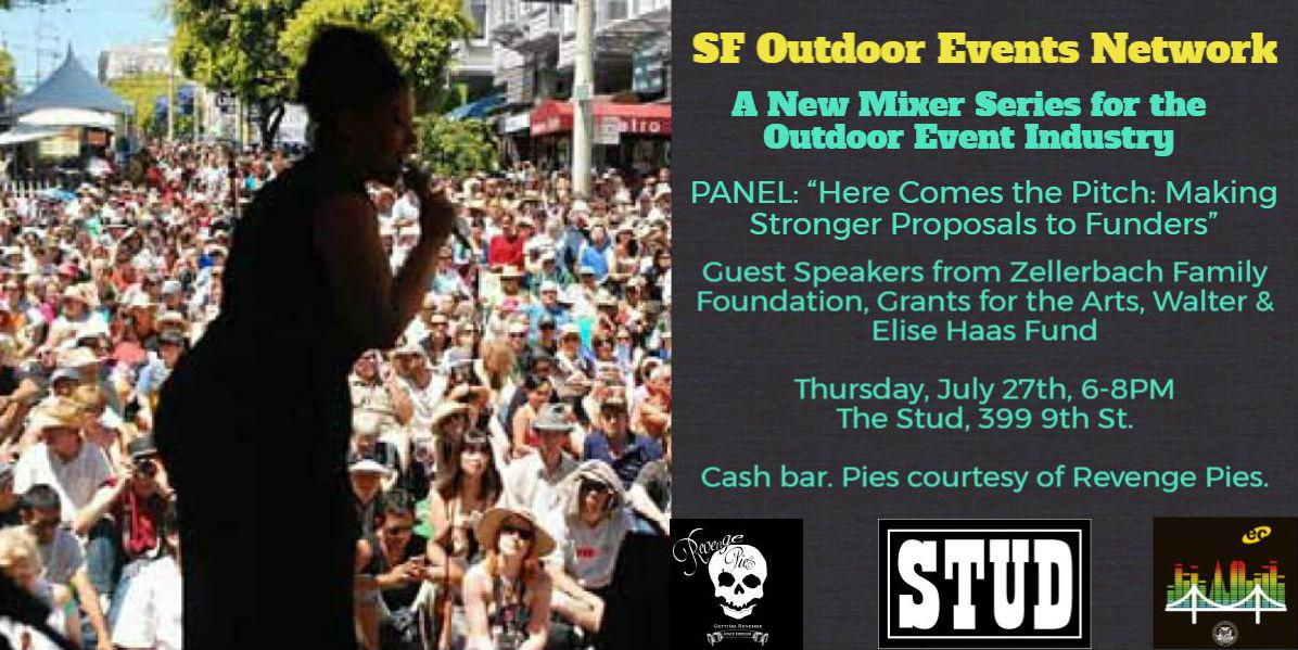 SF Outdoor Events Network