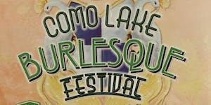 """Como Lake Burlesque Festival 2017 - The """"Queen of the..."""