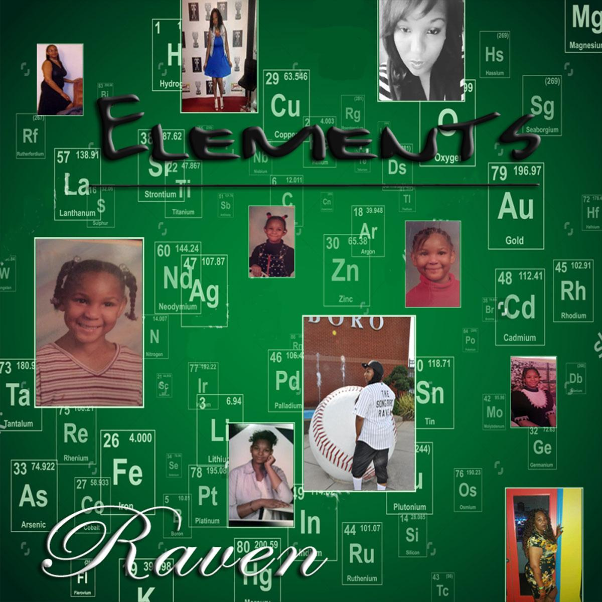Element's-Raven's Album Release Party