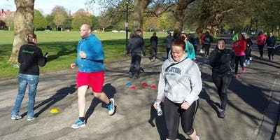 Healthiness Couch to 5K - 10 Week Running Programme