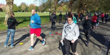 Healthiness Couch to 5K - 10 Week Running Programme tickets