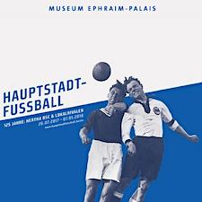 Hauptstadtfußball | Programm logo