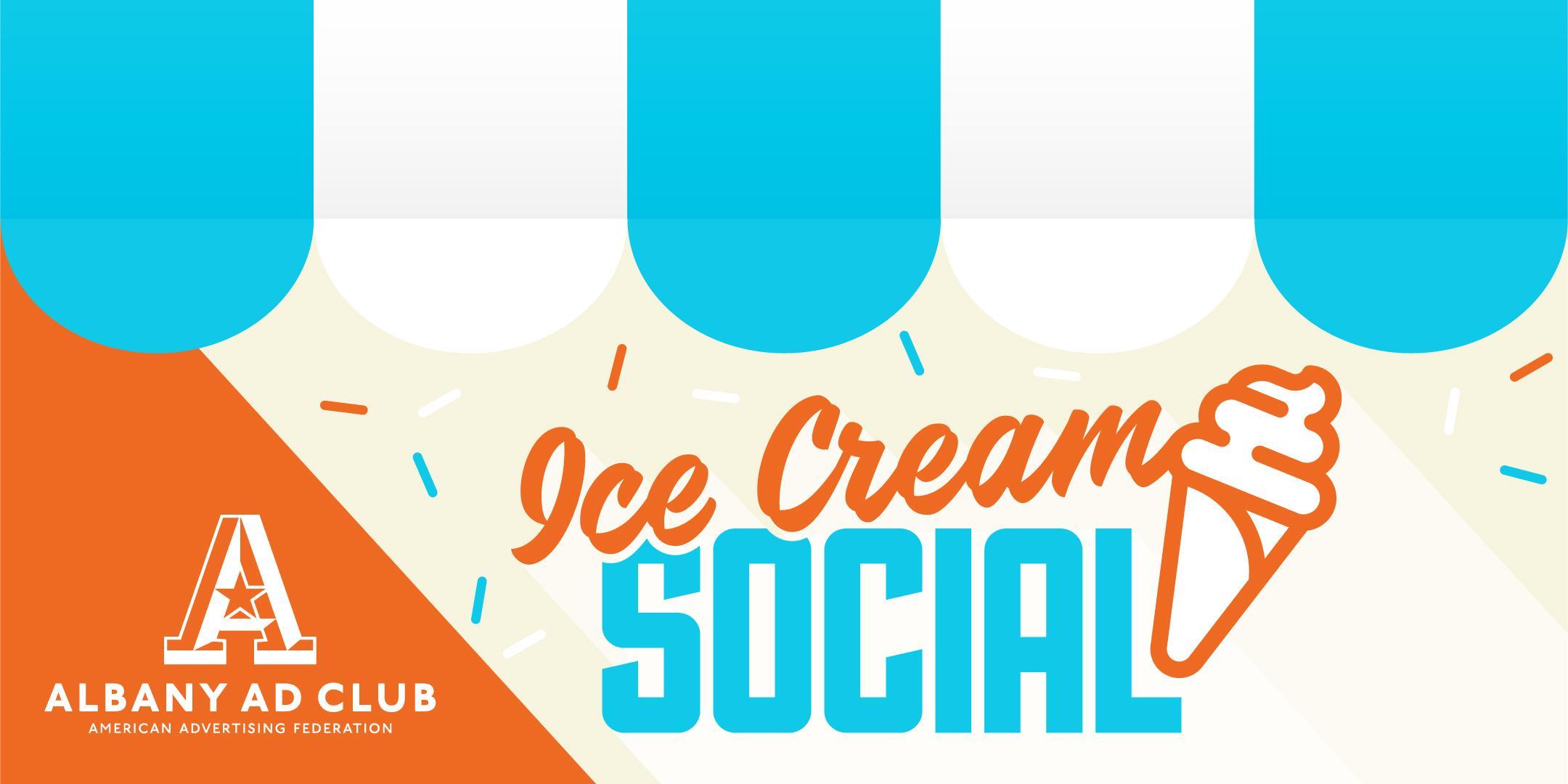 Albany Ad Club Ice Cream Social - JULY