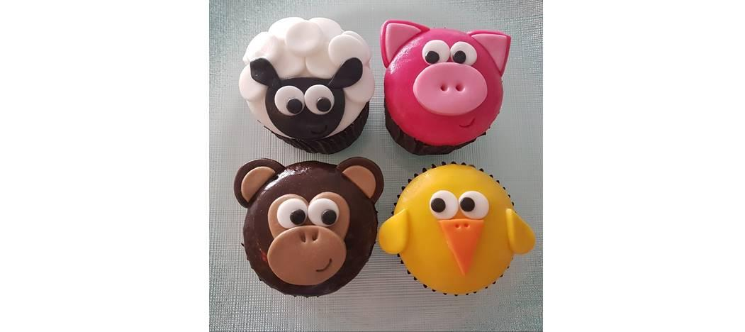 Childrens Cake Decorating Classes - Animal Cu
