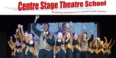 Show Choir, for ages 10-18 Tuesdays 4:30-5:55 p.m. - Fall/Winter, 2019/2020