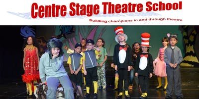 Elementary Music Theatre Production, for ages 6-7 - 2019 / 2020