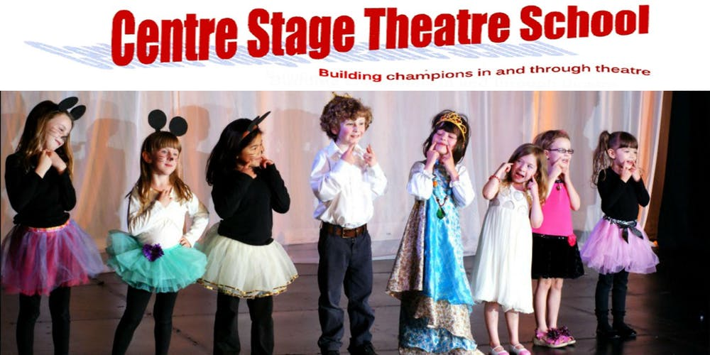 Drama Kids - ages 4-6 -Tuesdays 6:00-6:45 p m  - Fall/Winter, 2019/2020