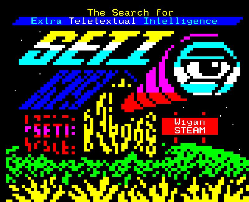 SETI Escape Room Slot 33