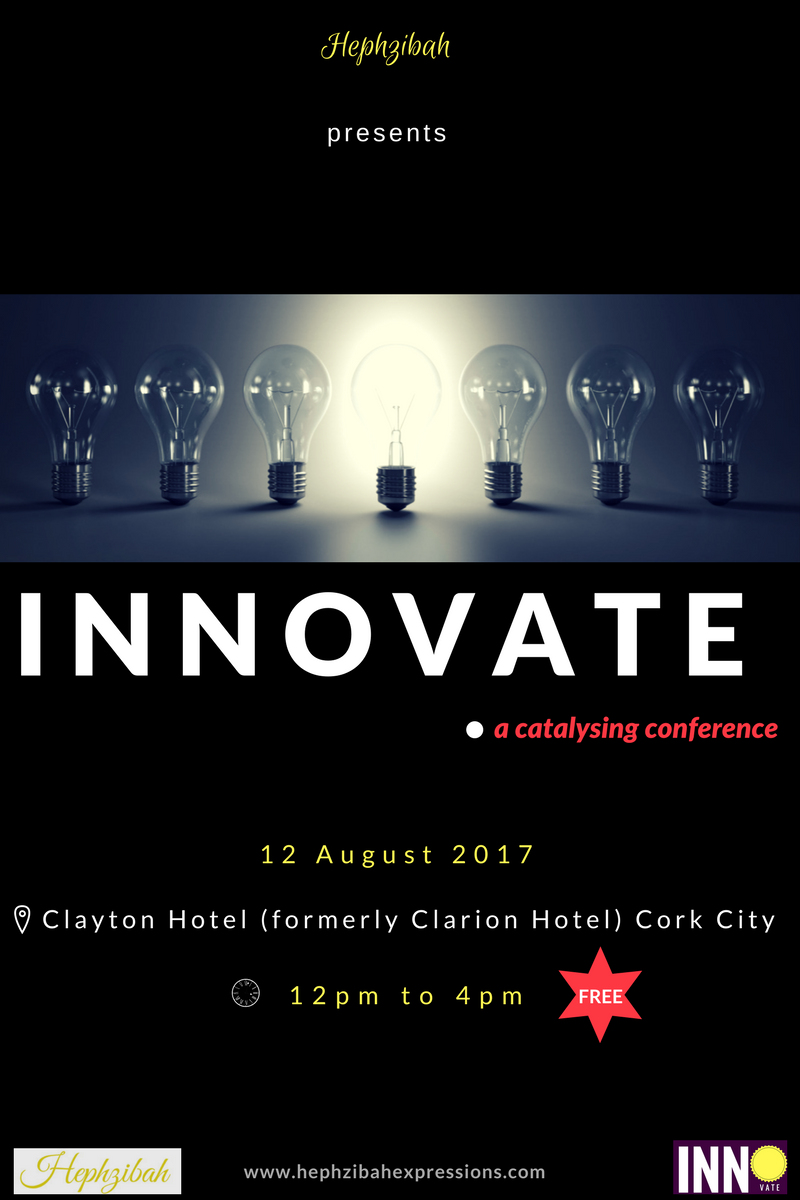 innovate @ clayton hotel cork city - 12 aug 2017