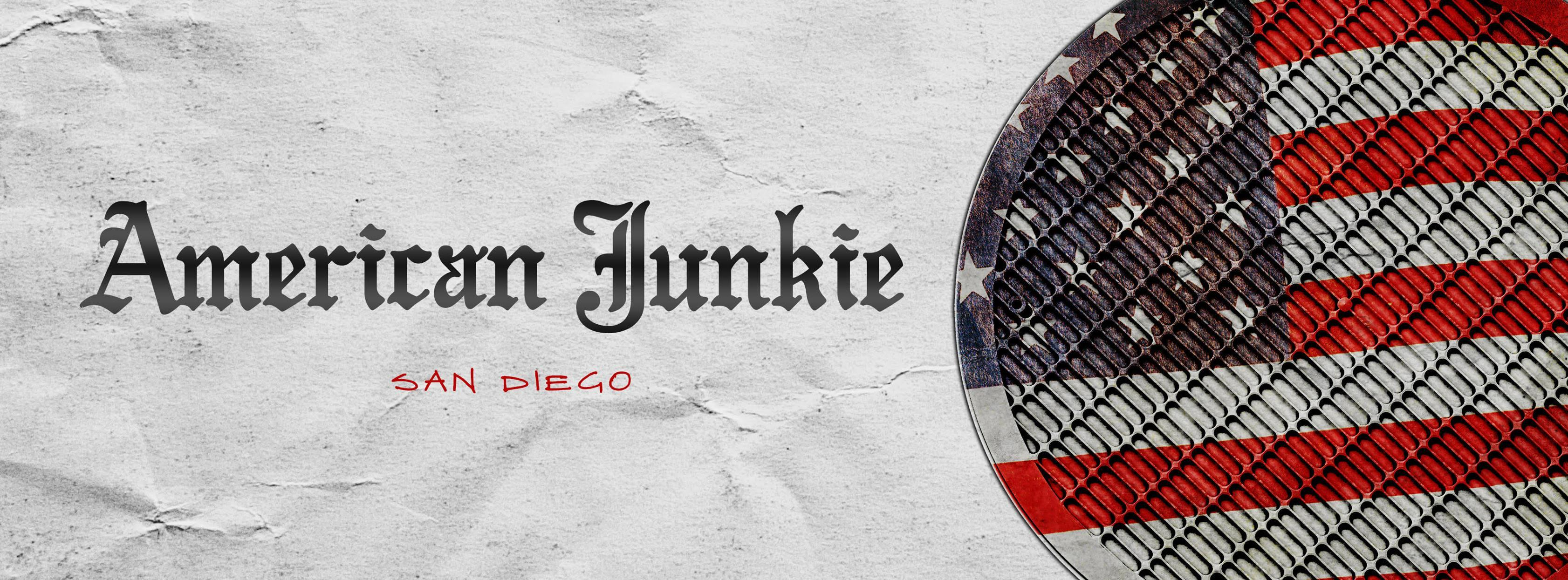 $5 All you can Eat Taco Tuesday at American Junkie San Diego. $5 All you can Eat Taco Tuesday at American Junkie San Diego