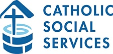 LARCC, Immigration and Settlement Service-Catholic Social Services  logo