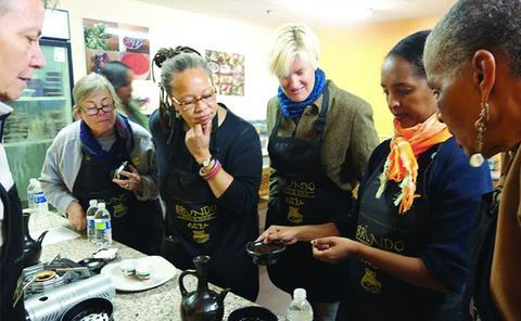 Cooking Class for Ethiopian Food: Savory Meat