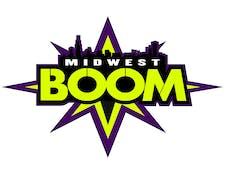Midwest BOOM Football logo