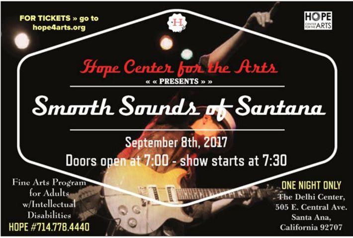 Concert For Hope, Benefit featuring the Smoot