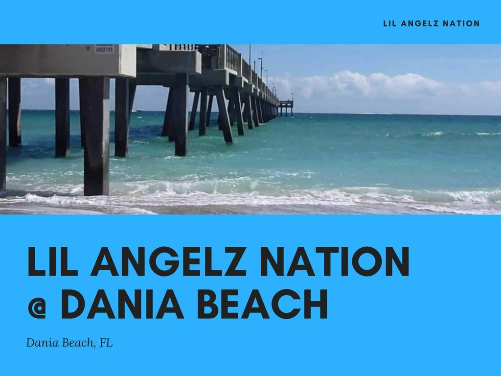 Lil Angelz @ Dania Beach