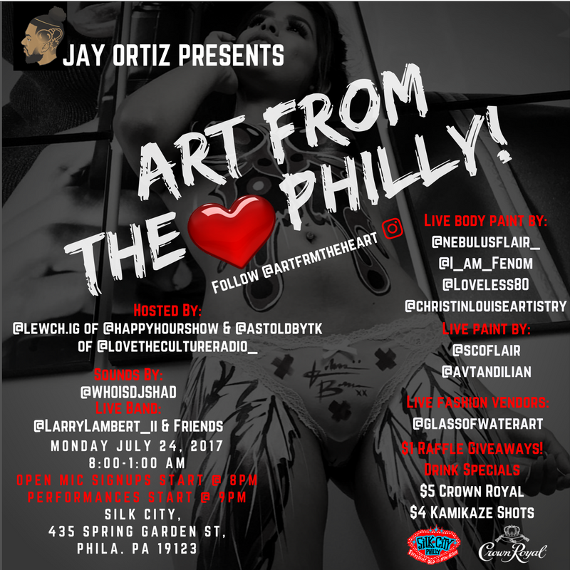 Art From The Heart Philly